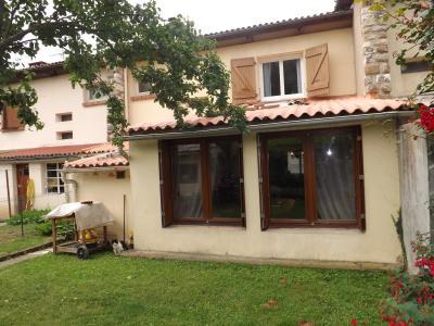 Maison avec jardin et vue sur les montagnes., Agence Immobilière UnChezVous, dans les départements de l'Ariège et de l'Aude