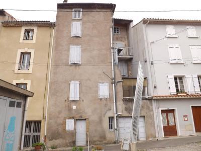 Maison proche du centre ville avec vue sur monument historique., Agence Immobilière UnChezVous, dans les départements de l'Ariège et de l'Aude