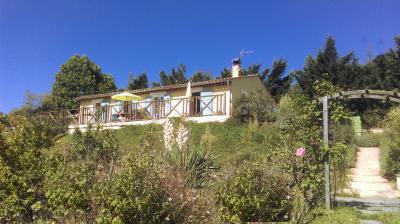 Charmante villa T4 plain pied de 90m2 habitables, avec piscine et garage,  sur une parcelle de 2000m, Agence Immobilière UnChezVous, dans les départements de l'Ariège et de l'Aude