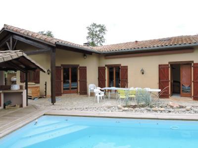 Maison ST JEAN DU FALGA, Agence Immobilière UnChezVous en Ariège et Aude