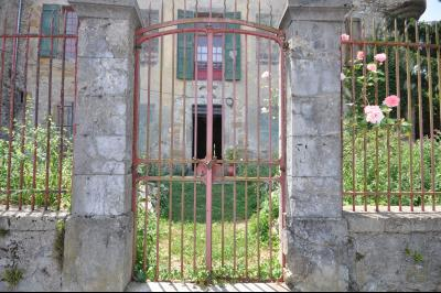 Château du XIIIe siècle en pays cathare