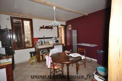 Maison de ville avec 1000m� de terrain, Agence Immobilière UnChezVous, dans les départements de l'Ariège et de l'Aude