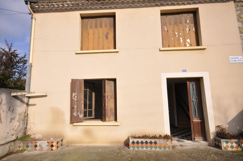 Maison de village proche de Laroque d'Olmes