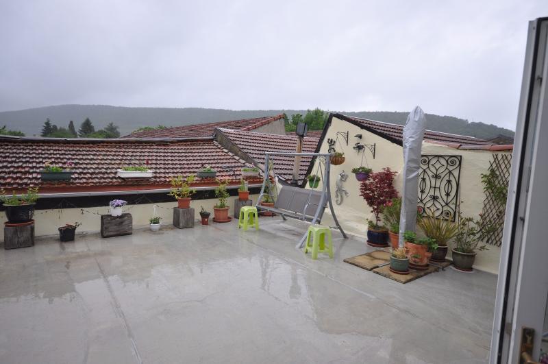 maison de ville avec grande terrasse