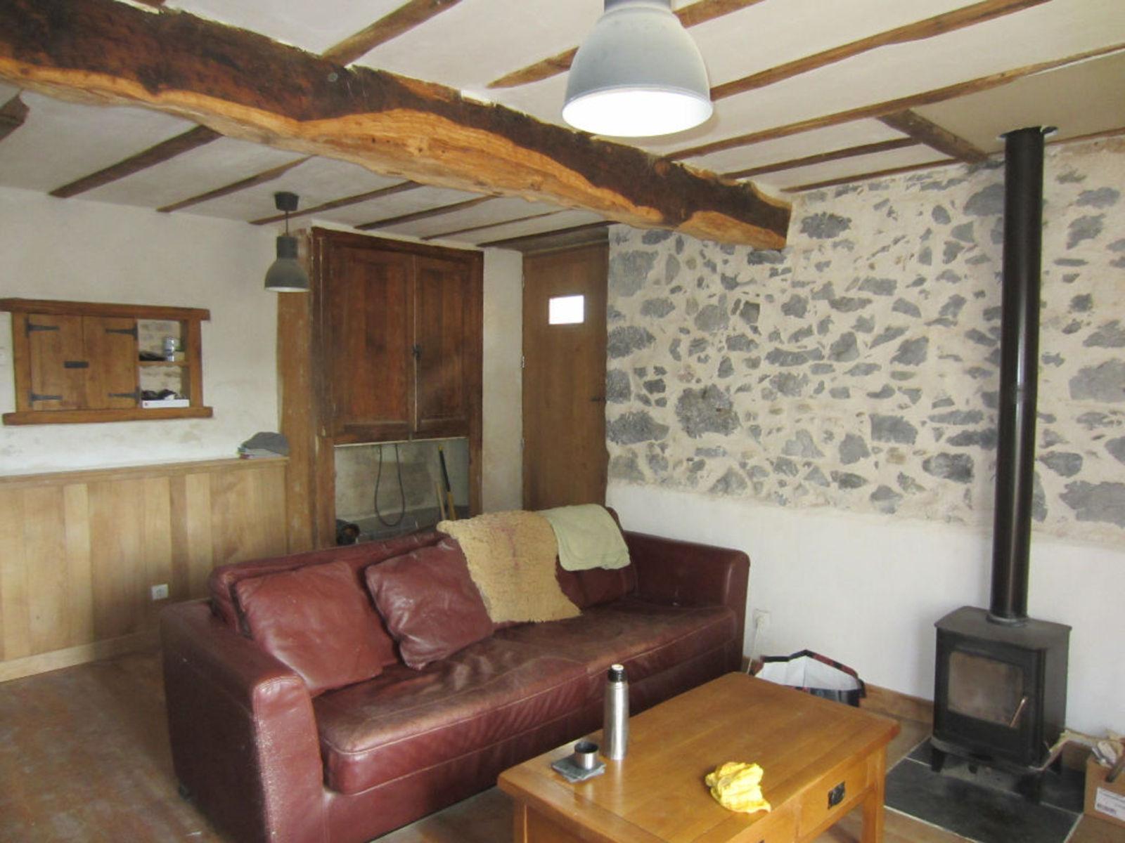 Maison avec jardin interieur id es de for Decoration jardin interieur