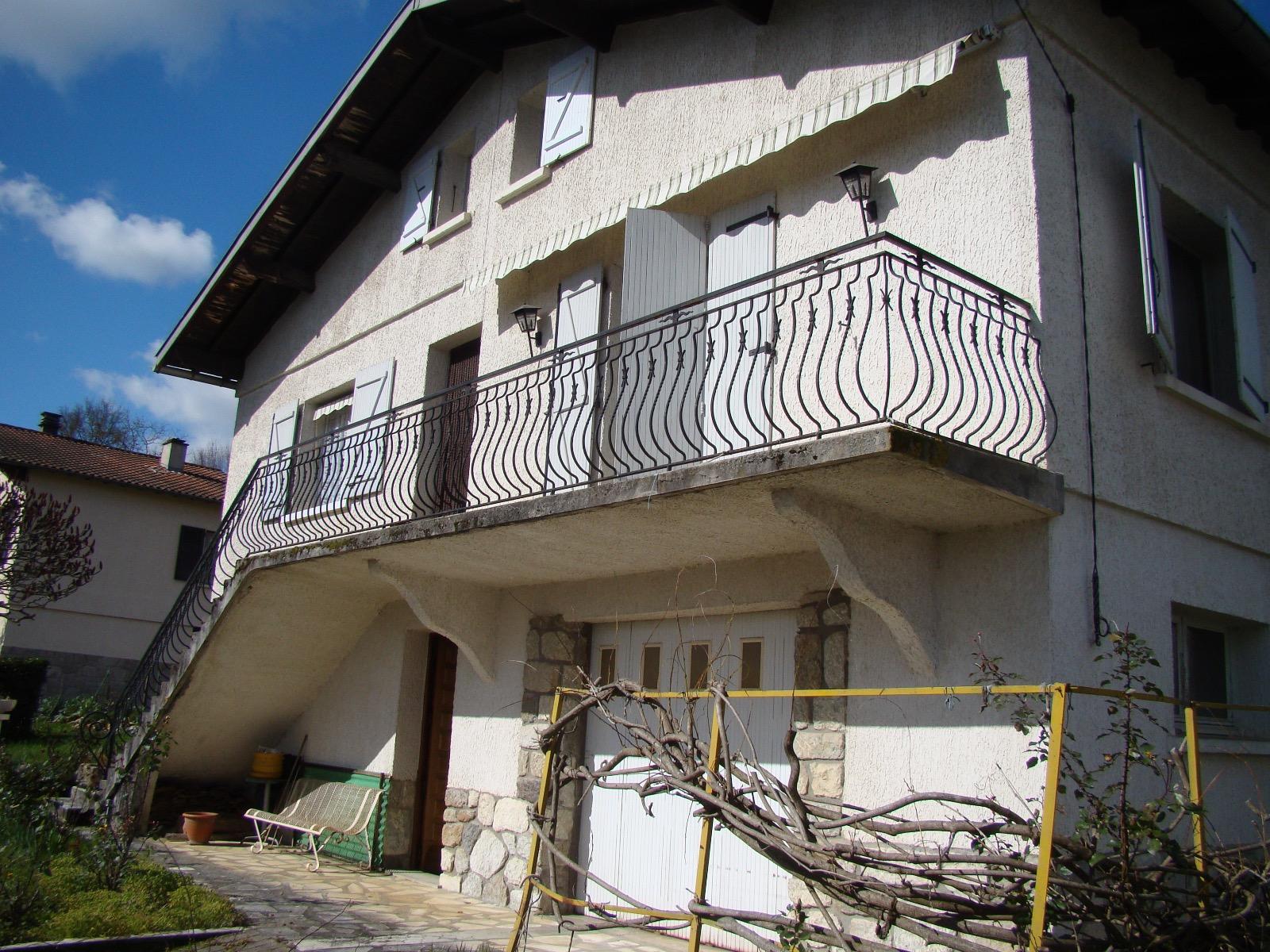 maison 200 m hauteurs de st girons avec jardin ma maison