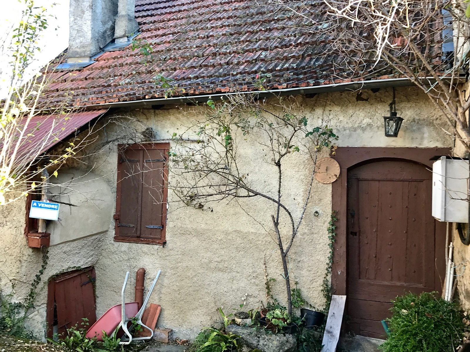 Maison De Hameau Avec Jardin Et Grange Non Attenante Ma Maison