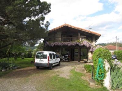 Vue: maison vue de face , Maison Saint Girons, proche centre ville