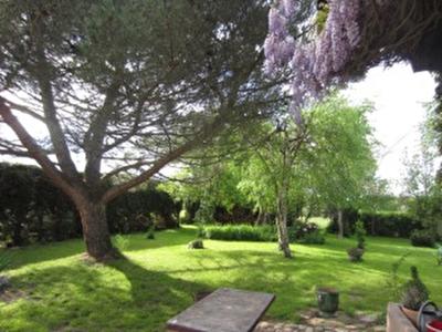 Vue: jardin intimiste , Maison Saint Girons, proche centre ville