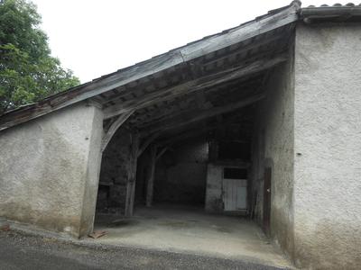Vue: grange attenante, GRANDE MAISON PROCHE DE ST GIRONS