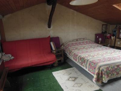 Vue: chambre 3 mansard�e, MAISON DE CAMPAGNE LASSERRE