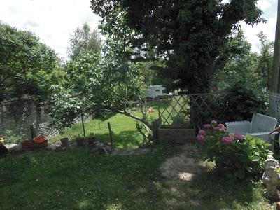 Vue: jardin sur le devant, MAISON DE CAMPAGNE LASSERRE