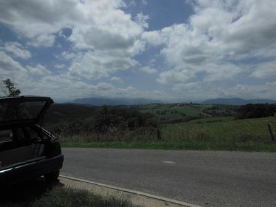 Vue: vue sur lesPyr�n�es, MAISON DE CAMPAGNE LASSERRE
