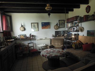 Vue: salon, MAISON DE CAMPAGNE LASSERRE