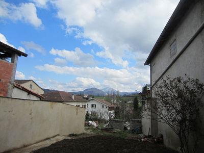 Vue: jardin, Maison r�nov�e avec jardin Saint-Girons