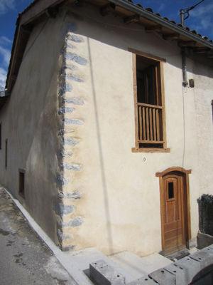 Vue: Fa�ade c�t� rue, Maison r�nov�e avec jardin Saint-Girons