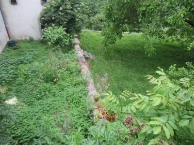 Vue: jardin, A 5 MINUTES DE SAINT-GIRONS