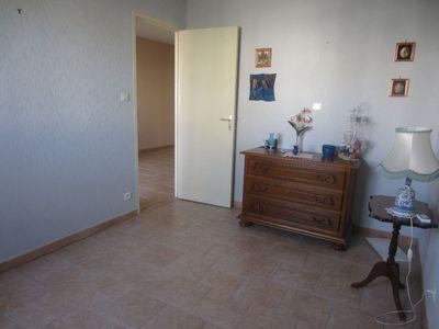 Vue: chambre 1, Saint-Girons, Appartement  3 pi�ce(s)