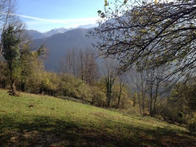 Vue: Vue grange ouest, Grange habitable en montagne acc�s p�destre uniquement