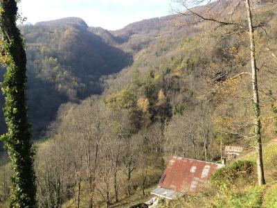 Vue: Vue grange, Grange habitable en montagne acc�s p�destre uniquement