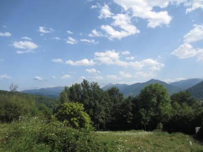 Vue: vue Montagne, Grange � r�nover Sentenac D