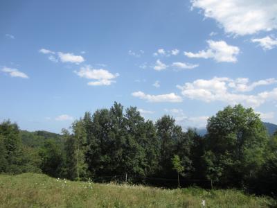 Vue: vue acc�s montagne, Grange � r�nover Sentenac D
