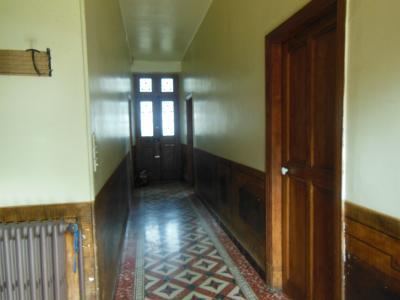 Vue: couloir, MAISON ATYPIQUE CASTELNAU DURBAN