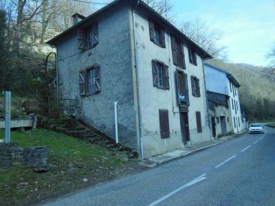 Vue: maison, MAISON DE HAMEAU PROCHE DE SEIX