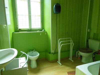Vue: salle de bains, MAISON DE HAMEAU PROCHE DE SEIX