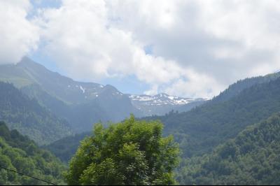 Vue: vue montagnes, TERRAIN CONSTRUCTIBLE A SAINT-LARY