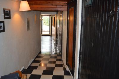 Vue: couloir, CENTRE VILLE DE SEIX