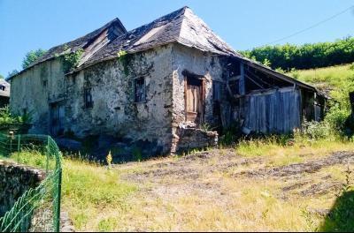 Vue: Grange , MAISON AVC GRANGE ET TERRAIN VALLEE DE LA BELLONGUE