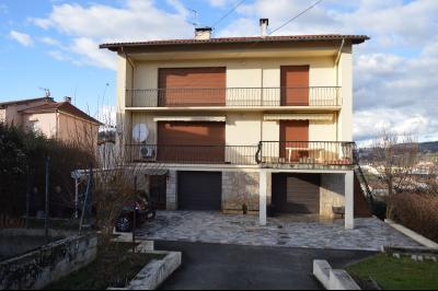Achat maison ou appartement saint girons agence for Garage saint girons
