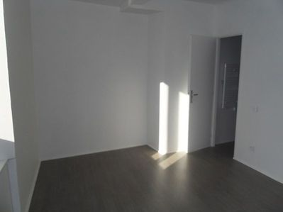 Vue: chambre rdc, SAINT-GIRONS Appartement en Duplex