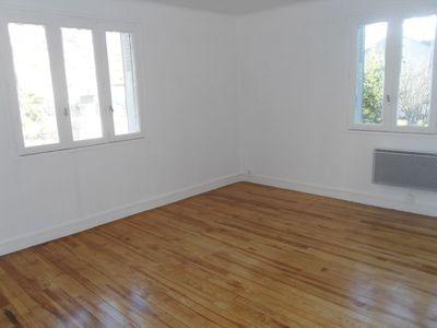 Vue: chambre 1er �tage, SAINT-GIRONS Appartement en Duplex