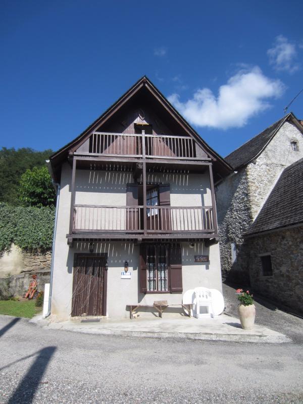 Maison de Hameau Bethmale