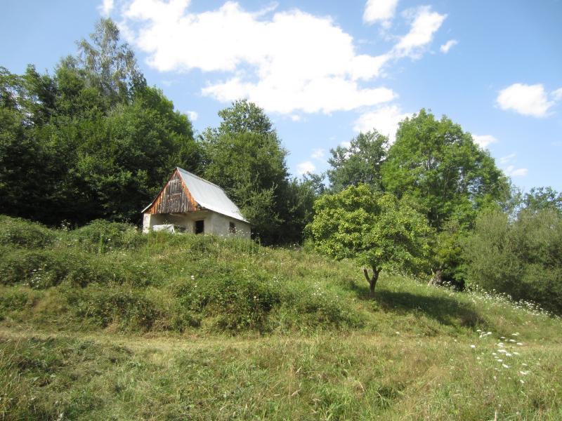 Grange � r�nover Sentenac D'oust terrain 3200 m2