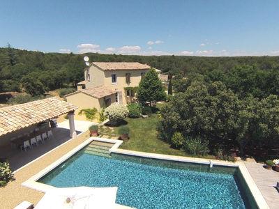 Location Saisonnière à Cabrières d'Avignon, 4 chambres, Piscine CABRIERES D'AVIGNON