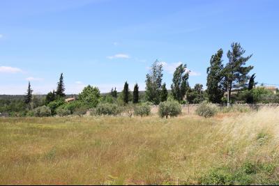Terrain Constructible à vendre à Cabrières d'avignon CABRIERES D'AVIGNON