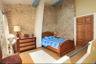 Maison de village, Robion, 3 chambres,160m². visite à 360°