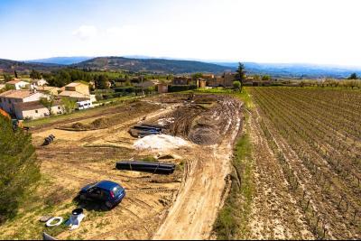 Terrain Constructible à Villars, 473m², lotissement VILLARS