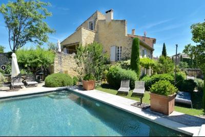 Luxueuse maison de village à vendre à Cabrières d?Avignon, 6 chambres CABRIERES D'AVIGNON