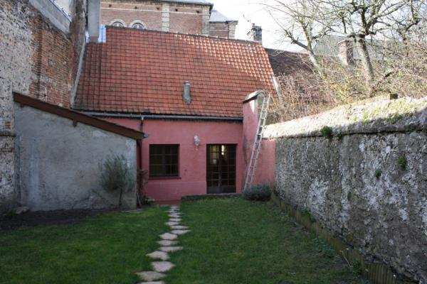 Montreuil maison a montreuil abri mer merlimont - Abri jardin monopente montreuil ...
