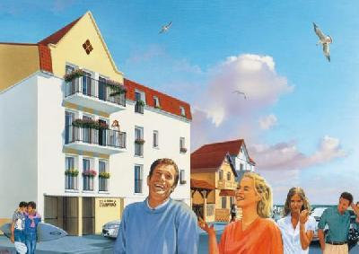 GARAGE MERLIMONT, Agence Immobilière UnChezVous, dans les départements de l'Ariège et de l'Aude