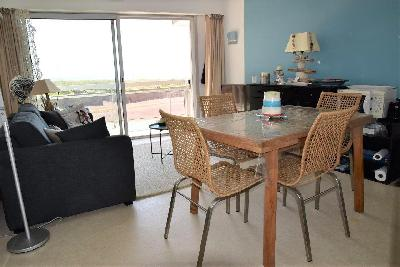 MERLIMONT PLAGE APPARTEMENT 1 CHAMBRE FACE MER