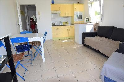 MERLIMONT PLAGE APPARTEMENT 1 CHAMBRE