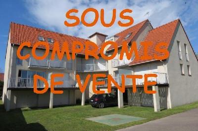 DUPLEX 2 CHAMBRES 62780 STELLA PLAGE, Agence Immobilière UnChezVous, dans les départements de l'Ariège et de l'Aude