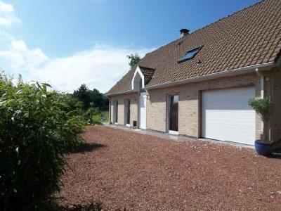 VILLA 4 CHAMBRES 62155 MERLIMONT, Agence Immobilière UnChezVous, dans les départements de l'Ariège et de l'Aude