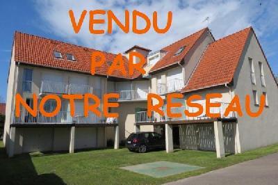 Appartement 3 pièce(s)  de 40 m² env. , Agence Immobilière Abri-mer, dans le département du Pas-de-Calais