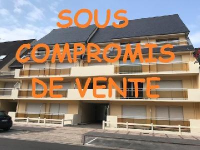 Appartement 1 pièce(s)  de 24 m² env. , Agence Immobilière Abri-mer, dans le département du Pas-de-Calais